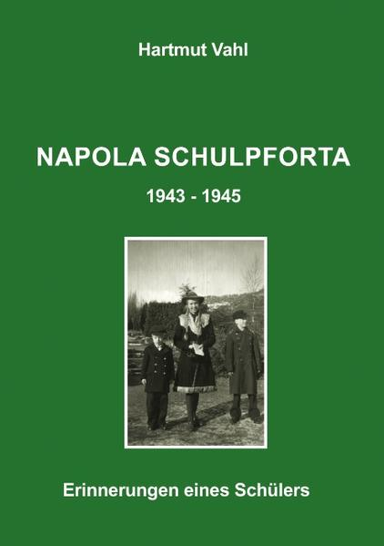Napola Schulpforta 43 - 45 als Buch