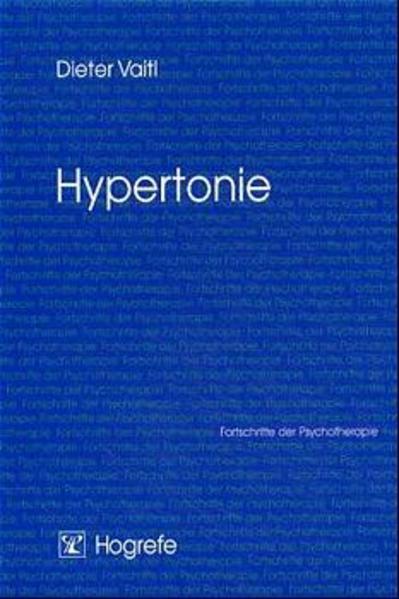 Hypertonie als Buch