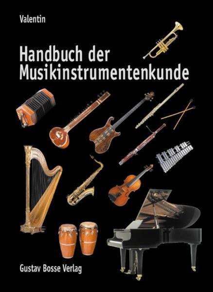 Handbuch der Musikinstrumentenkunde als Buch