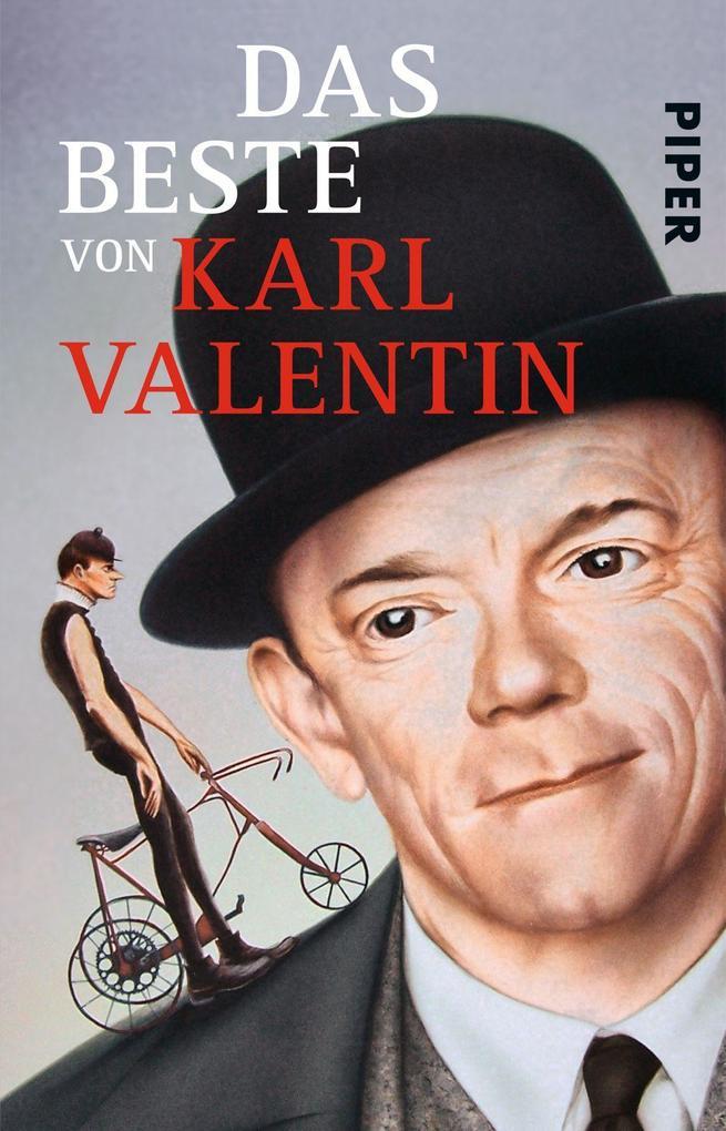 Das Beste von Karl Valentin als Taschenbuch
