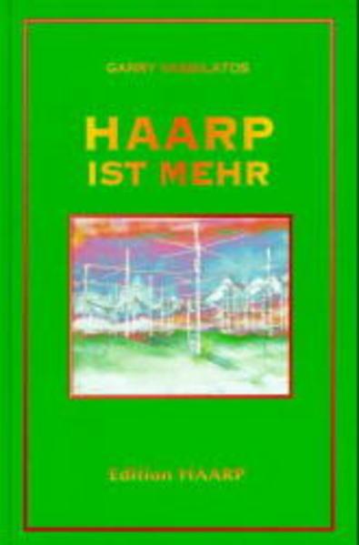 HAARP ist mehr als Buch