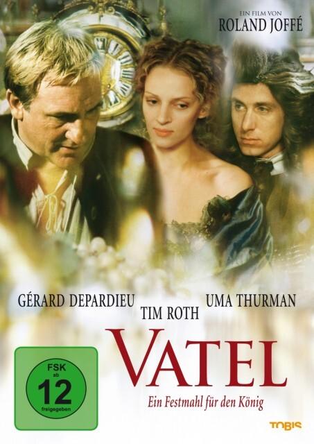 Vatel als DVD