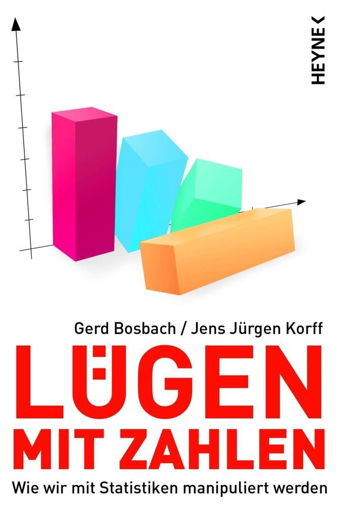 Lügen mit Zahlen als eBook Download von Gerd Bo...
