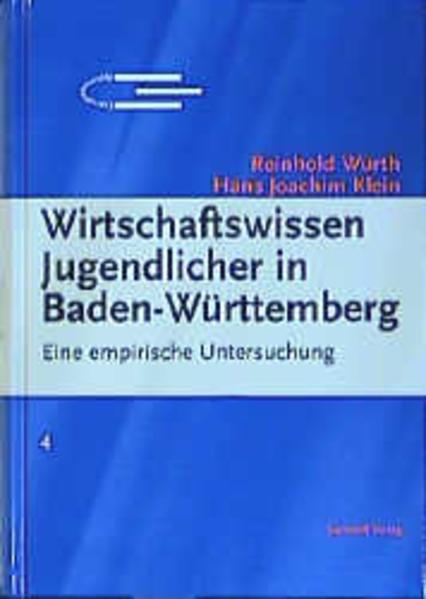 Wirtschaftswissen Jugendlicher in Baden-Württem...