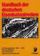 Handbuch der deutschen Eisenbahnstrecken