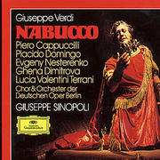 Nabucco (Gesamtaufnahme ital.). 2 Klassik-CDs