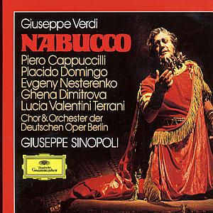 Nabucco (Gesamtaufnahme ital.). 2 Klassik-CDs als CD