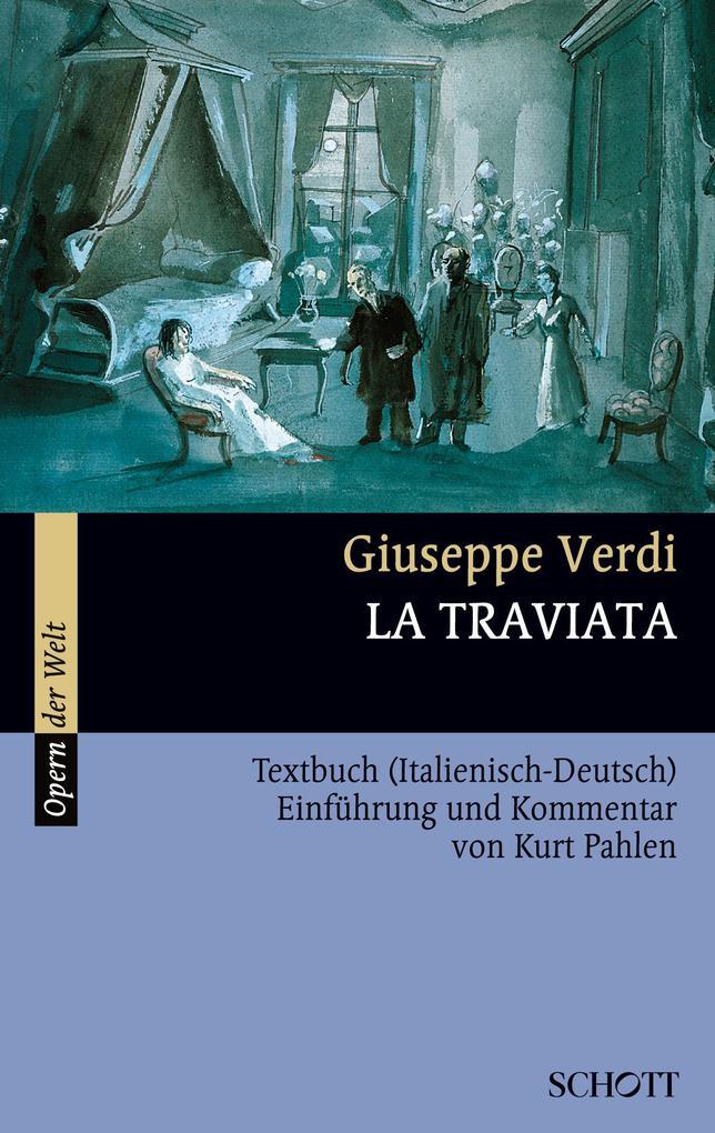 La Traviata als Taschenbuch