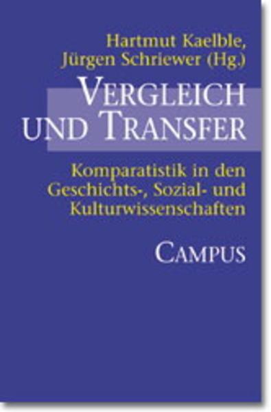 Vergleich und Transfer als Buch