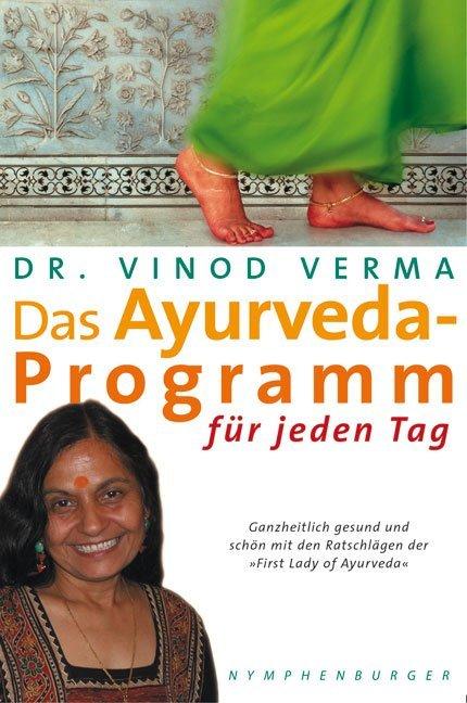 Das Ayurveda-Programm für jeden Tag als Buch
