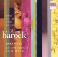 Salzburg Barock-Musik Am Hof Der Fürsterzbischöfe