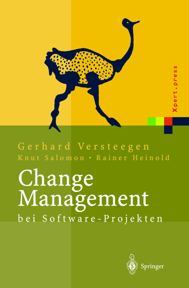 Change Management bei Software-Projekten als Buch
