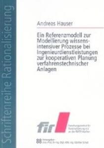Ein Referenzmodell zur Modellierung wissensinte...