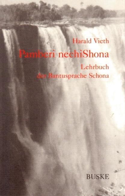 Pamberi nechi Shona als Buch
