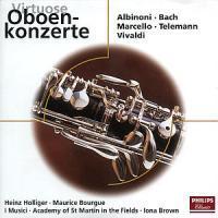 Oboenkonzerte als CD