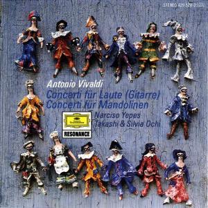 Lauten-Und Mandolinenkonzerte als CD