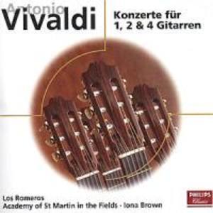 Gitarrenkonzerte als CD
