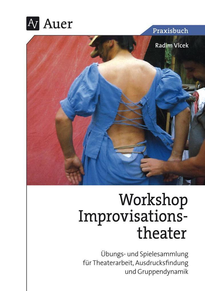 Praxis Buch Workshop Improvisationstheater als Buch