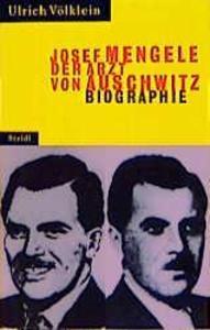 Josef Mengele als Taschenbuch