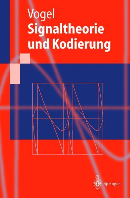 Signaltheorie und Kodierung als Buch