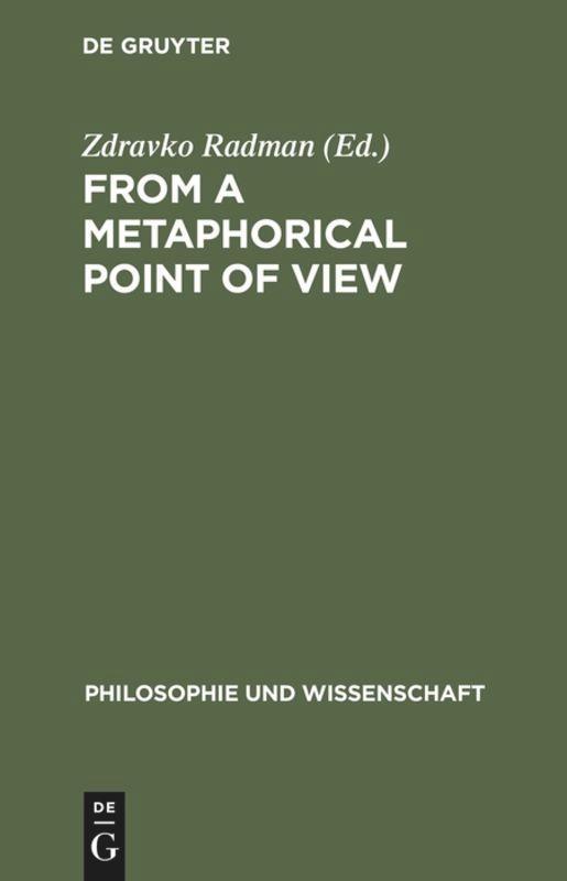 From a Metaphorical Point of View als Buch von ...