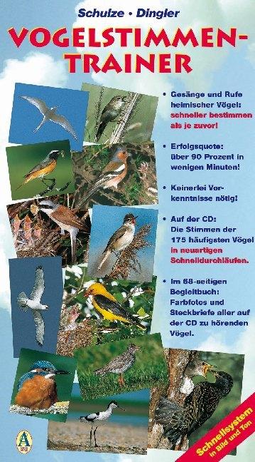 Vogelstimmen-Trainer. CD als Hörbuch