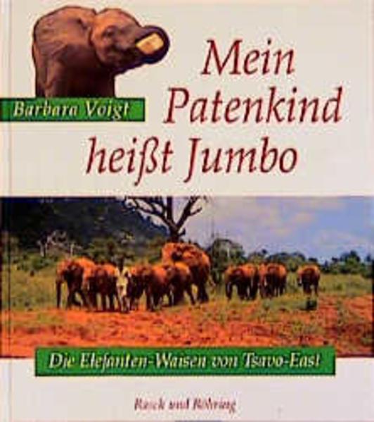 Mein Patenkind heißt Jumbo als Buch