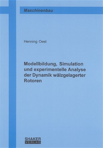 Modellbildung, Simulation und experimentelle An...