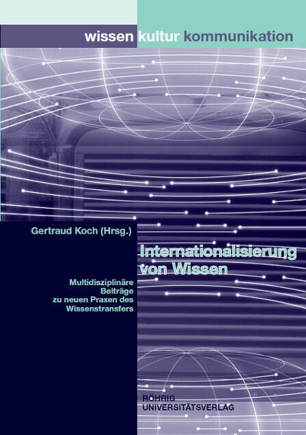 Internationalisierung von Wissen als Buch von