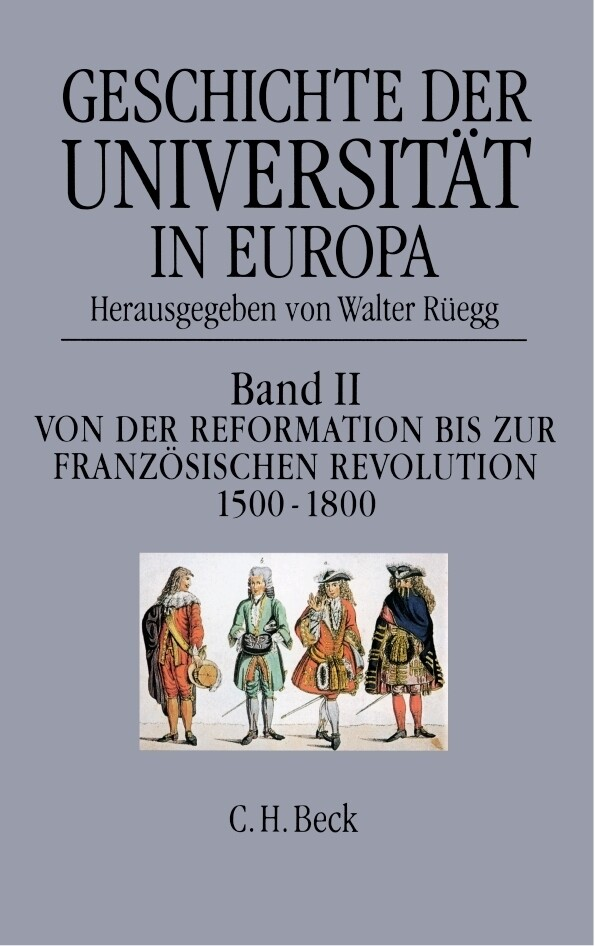 Von der Reformation bis zur Französischen Revolution (1500-1800) als Buch