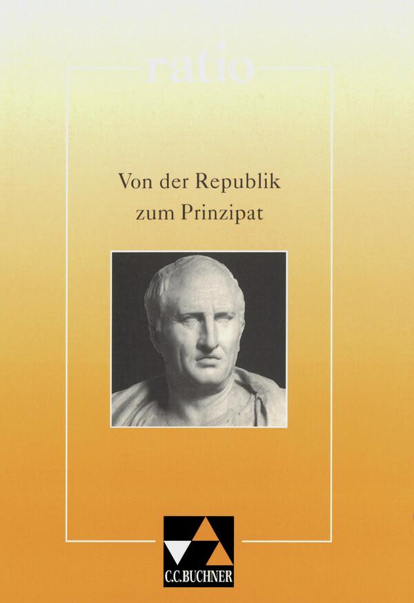 Von der Republik zum Prinzipat als Buch