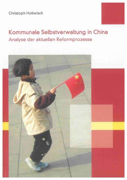 Kommunale Selbstverwaltung in China als Buch vo...