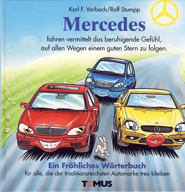 Mercedes. Ein fröhliches Wörterbuch als Buch