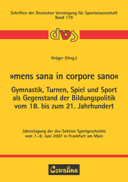 Mens sana in corpore sano - Gymnastik, Turnen, ...