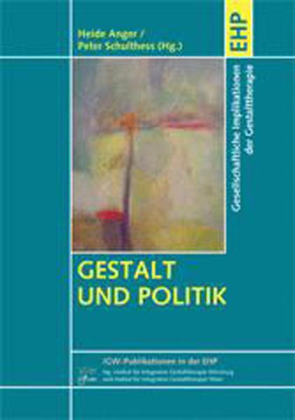 Gestalt und Politik als Buch von
