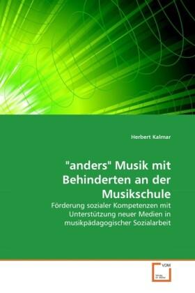 anders Musik mit Behinderten an der Musikschule...