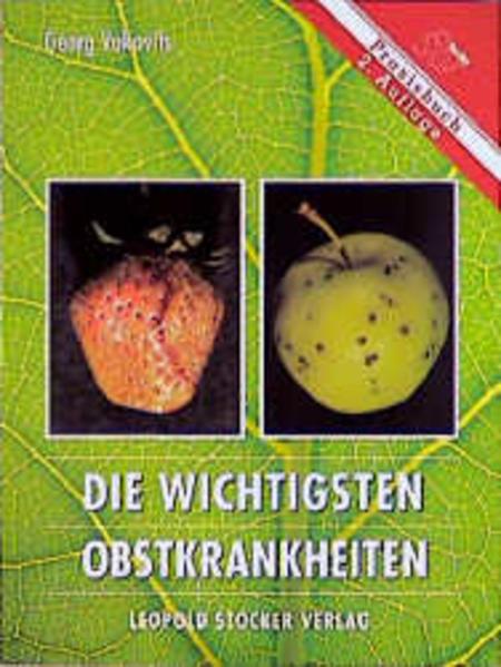 Die wichtigsten Obstkrankheiten als Buch