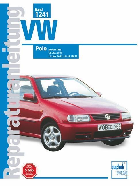 VW Polo III März 1996 bis 1999 als Buch