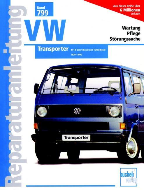VW Transporter T3 / Bus als Buch