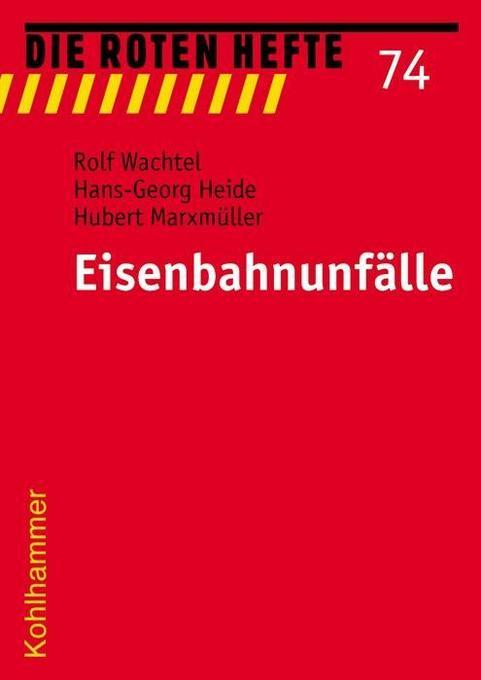Eisenbahnunfälle als Buch
