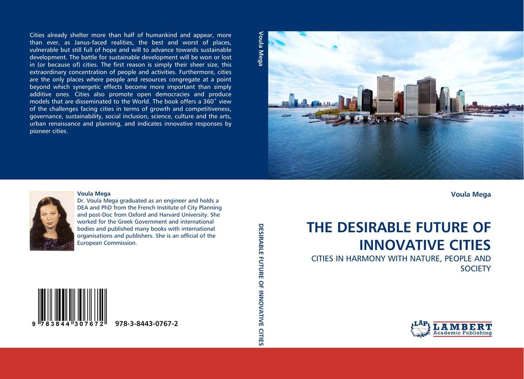 THE DESIRABLE FUTURE OF INNOVATIVE CITIES als B...