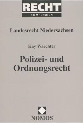 Polizei- und Ordnungsrecht als Buch