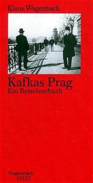 Kafkas Prag als Buch