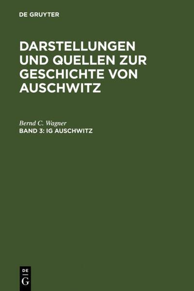 IG Auschwitz als Buch (gebunden)