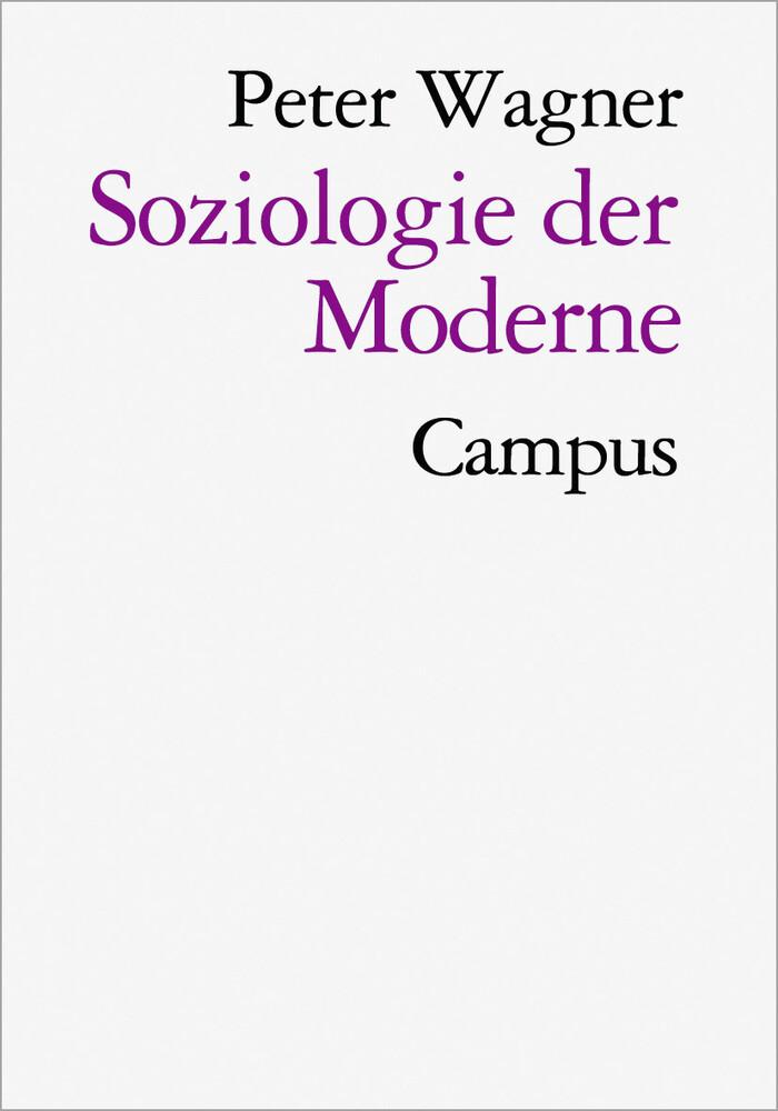 Soziologie der Moderne als Buch