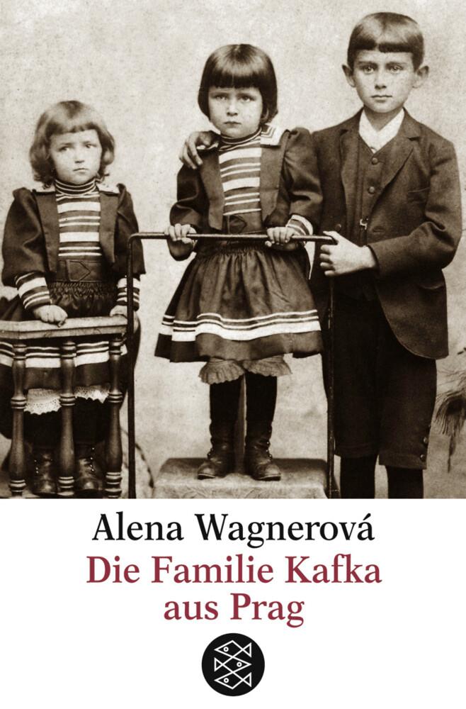 Die Familie Kafka aus Prag als Taschenbuch