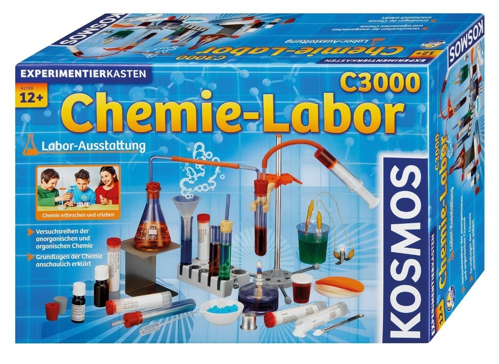 Image of Chemielabor C 3000