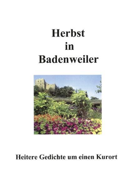 Herbst in Badenweiler als Buch (kartoniert)