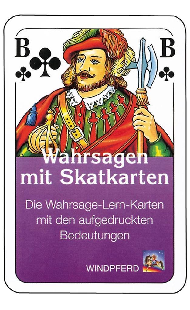 Skatkarten als Buch