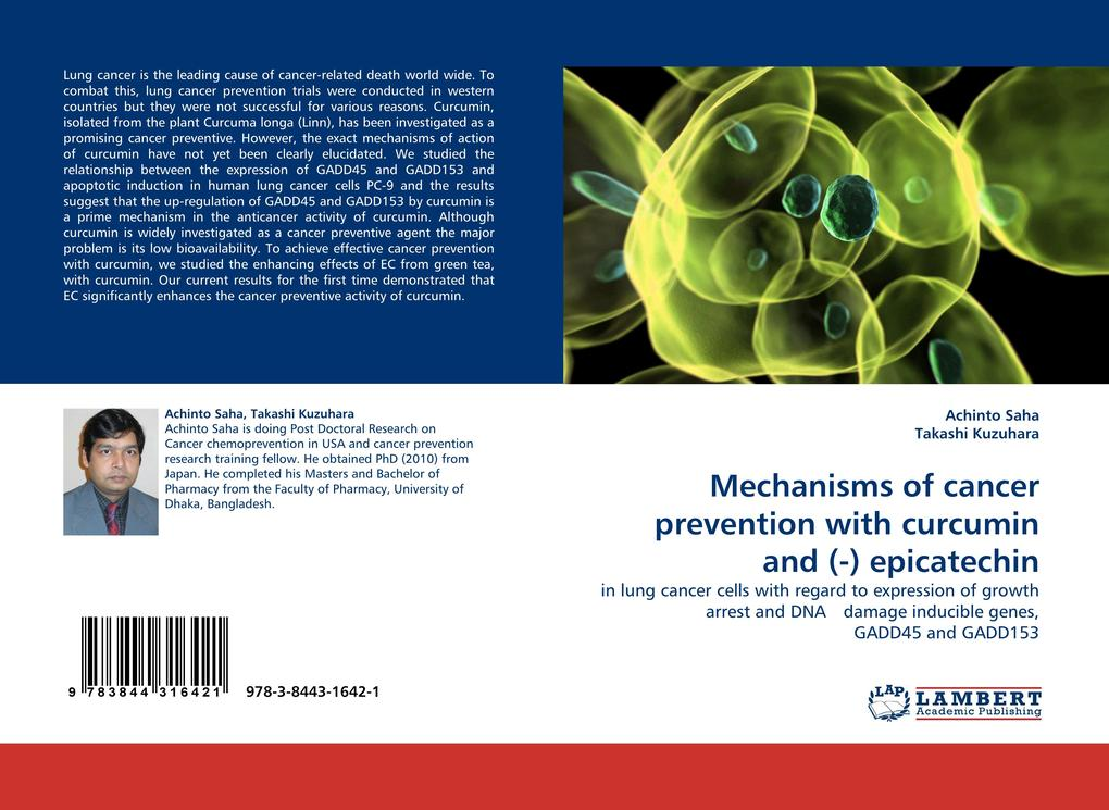 Mechanisms of cancer prevention with curcumin a...